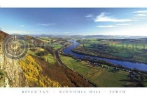 River Tay From Kinnoul Hill (HA6)
