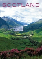Scotland - Glenfinnan Viaduct Magnet (V)