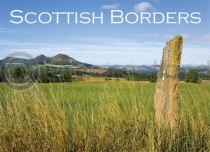 Scottish Borders - Eildon Hills Magnet (H)