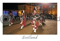 Scottish Pipers - Scotland (HA6)