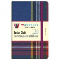 Tartan Cloth Notebook: MacBeth
