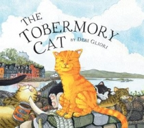 Tobermory Cat - Postal Book