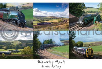 Waverley Route, Borders Railway Composite (HA6)